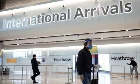 Βρετανία – Πτήσεις: Ανατροπή! Η Ελλάδα δεν είναι στη λίστα με τις «κόκκινες» χώρες