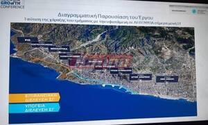 Αθήνα – Πάτρα σε 1 ώρα και 40 λεπτά - Τι ανακοίνωσε ο Καραμανλής