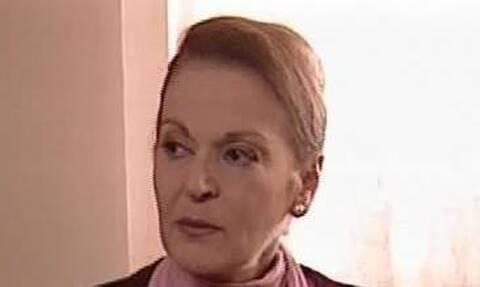 Πέθανε η ηθοποιός Αφροδίτη Γρηγοριάδου - Ήταν μητέρα της Κοραλίας Καράντη (pics)