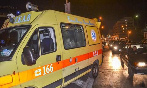 Κρήτη: Κρίσιμες ώρες για τον 22χρονο δικυκλιστή - Διασωληνωμένος στη ΜΕΘ
