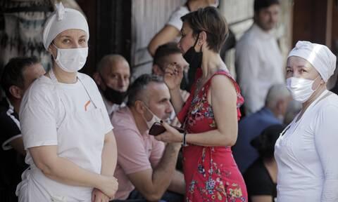 Σερβία-κορονοϊός: Έντεκα θάνατοι και 309 νέα κρούσματα το τελευταίο 24ωρο