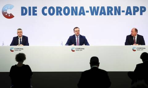 Γερμανία: 300 μολύνσεις αναφέρθηκαν μέσω της εφαρμογής «Corona Warning»
