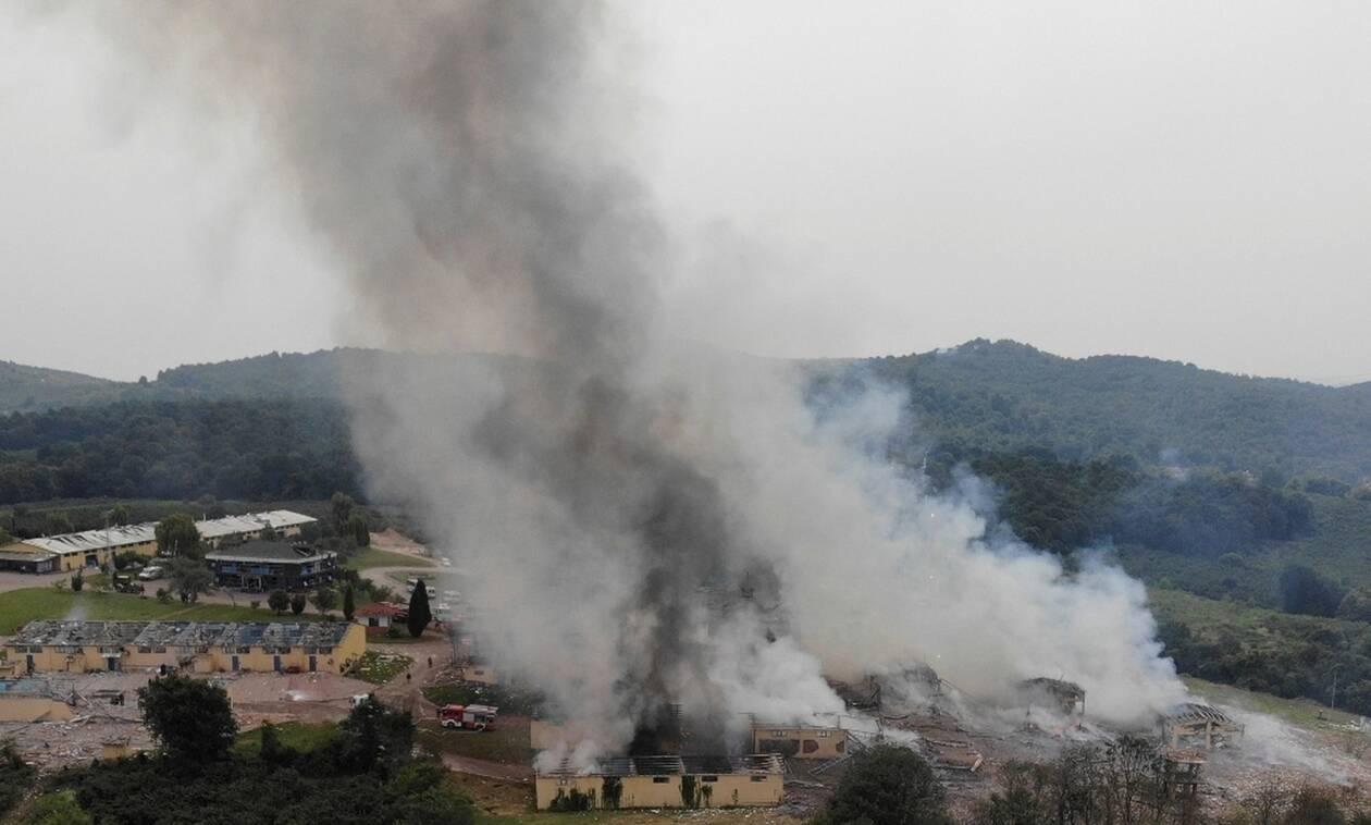Τουρκία: Τουλάχιστον 4 οι νεκροί από την έκρηξη σε εργοστάσιο πυροτεχνημάτων