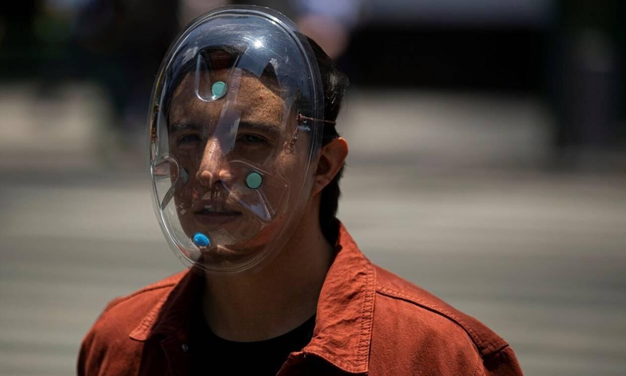 Κορονοϊός-Μεξικό: Τους 30.000 πλησιάζουν οι νεκροί- Σχεδόν 245.000 τα κρούσματα