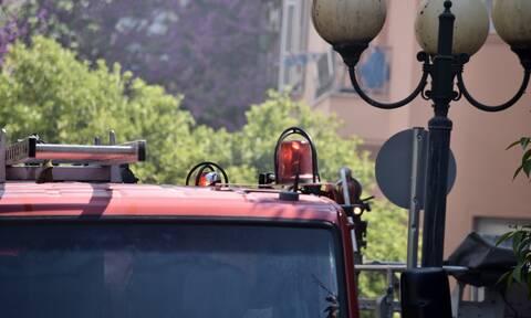 Συναγερμός στην Πυροσβεστική: Φωτιά σε διαμέρισμα στη Νίκαια