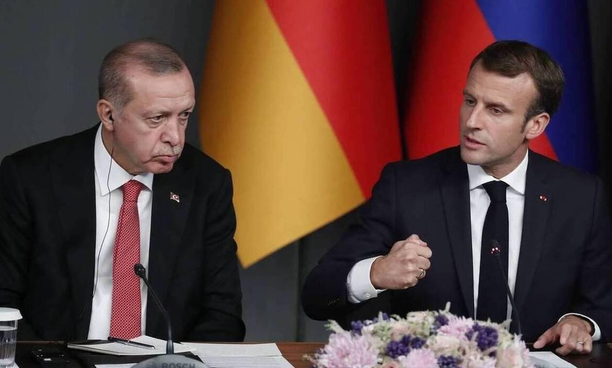 Πόλεμος Γαλλίας - Τουρκίας: Ένα βήμα πριν ανοίξουν πυρ