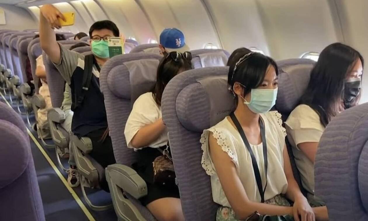 Αεροδρόμιο προσφέρει... fake πτήσεις! Έλεγχοι, επιβίβαση, αλλά καμία... απογείωση (vid)