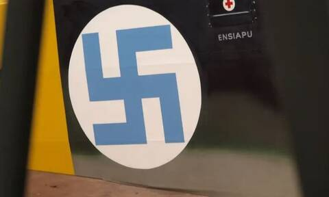 Αυτή η Πολεμική Αεροπορία έχει ως έμβλημα τη σβάστικα - Δεν είναι η Γερμανία!