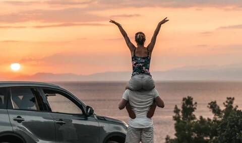 Διακοπές με το αυτοκίνητο: Αυτές είναι οι πιο ενδιαφέρουσες διαδρομές στην Ελλάδα!