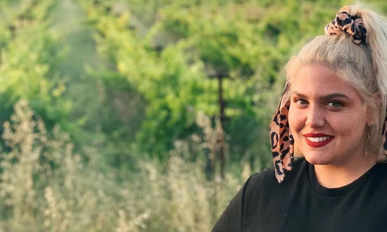 Δανάη Μπάρκα: Το βίντεο με τη γιαγιά της και η εξομολόγηση από καρδιάς