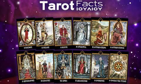 Η κάρτα Ταρώ που αντιστοιχεί σε κάθε ζώδιο και τι δείχνει για τον Ιούλιο