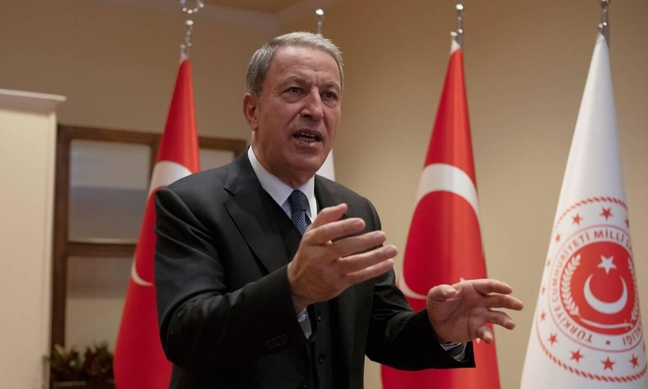 Νέα πρόκληση: Δηλώσεις Ακάρ από τη Λιβύη με αναφορές στη «Γαλάζια Πατρίδα»