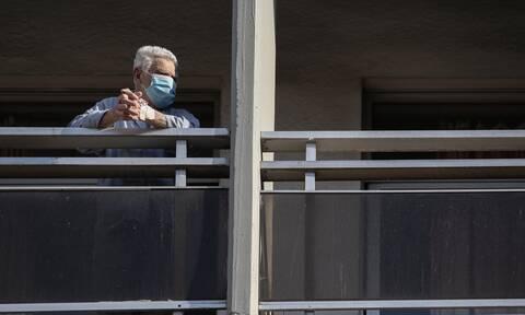 Κορονοϊός: 25 νέα κρούσματα - Κανένας θάνατος στη χώρα το τελευταίο 24ωρο