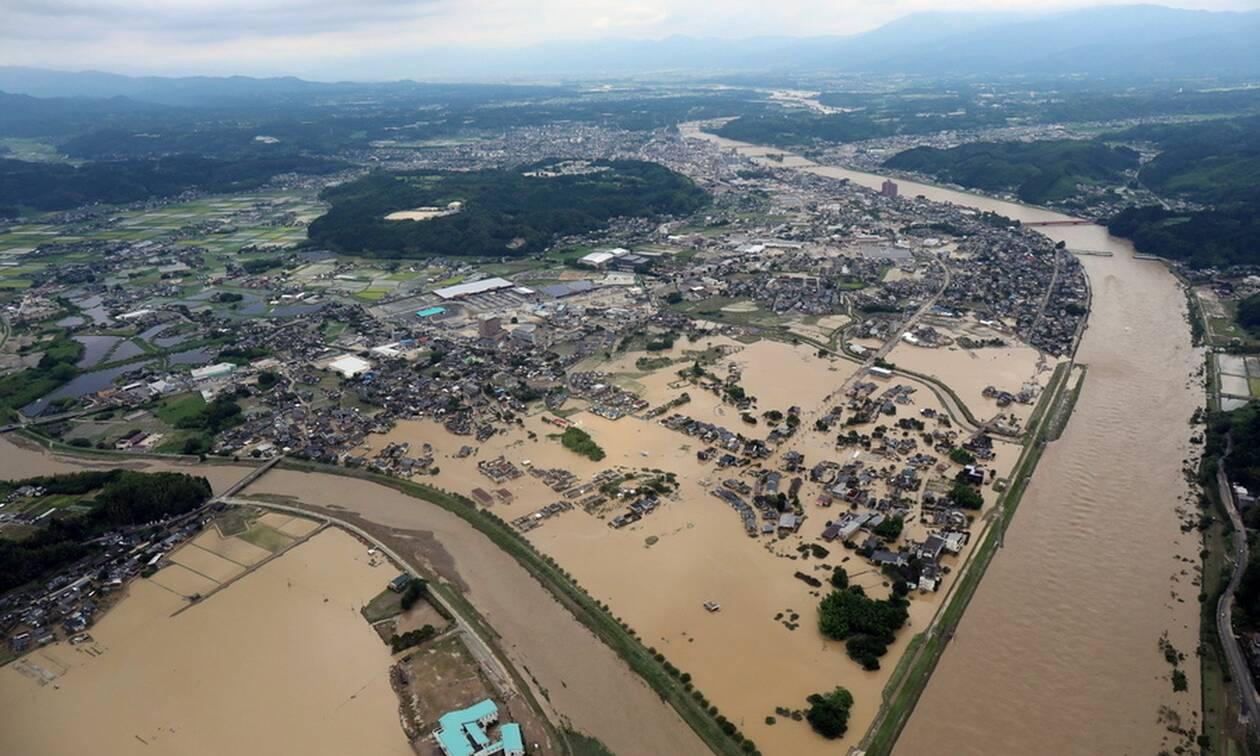 Τραγωδία στην Ιαπωνία: Υπερχείλισε ποτάμι - 14 νεκροί σε οίκο ευγηρίας