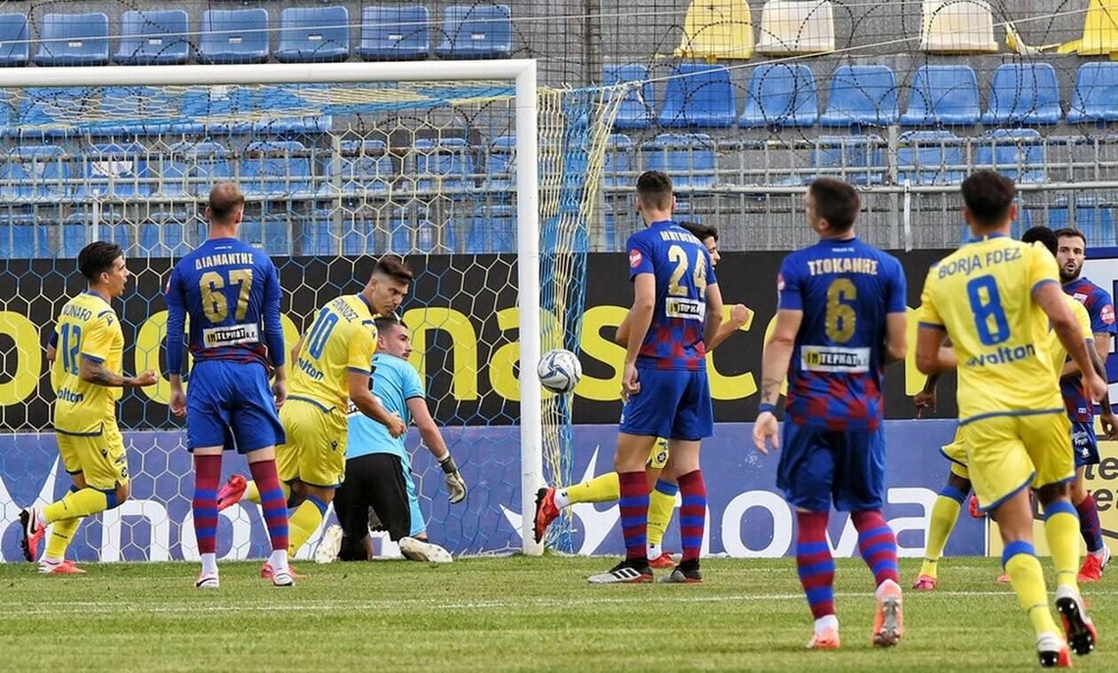 Αστέρας Τρίπολης-ΝΠΣ Βόλος 4-0: Εύκολη νίκη με... σόου Λουίς Φερνάντεθ (photos)