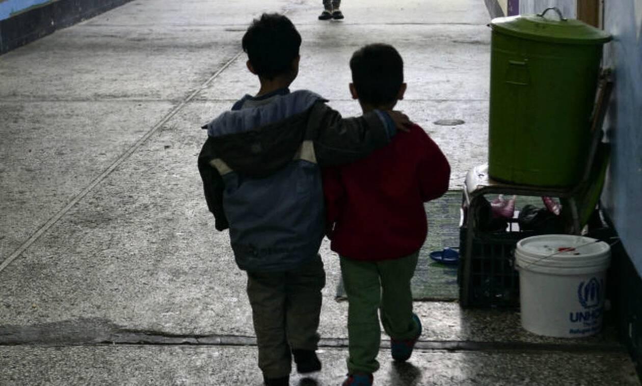 Μετεγκατάσταση 50 ασυνόδευτων παιδιών σε Πορτογαλία και Φινλανδία