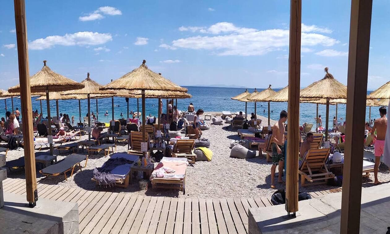 Μια παραλία πολύ κοντά στην Αθήνα που λίγοι τη γνωρίζουν!