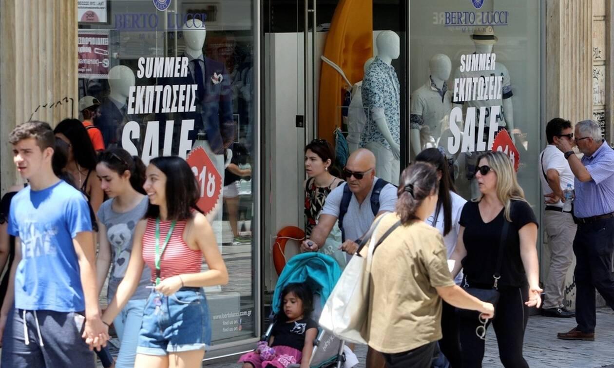 Θερινές εκπτώσεις 2020: Πότε αρχίζουν- Ποια Κυριακή θα είναι ανοιχτά τα καταστήματα