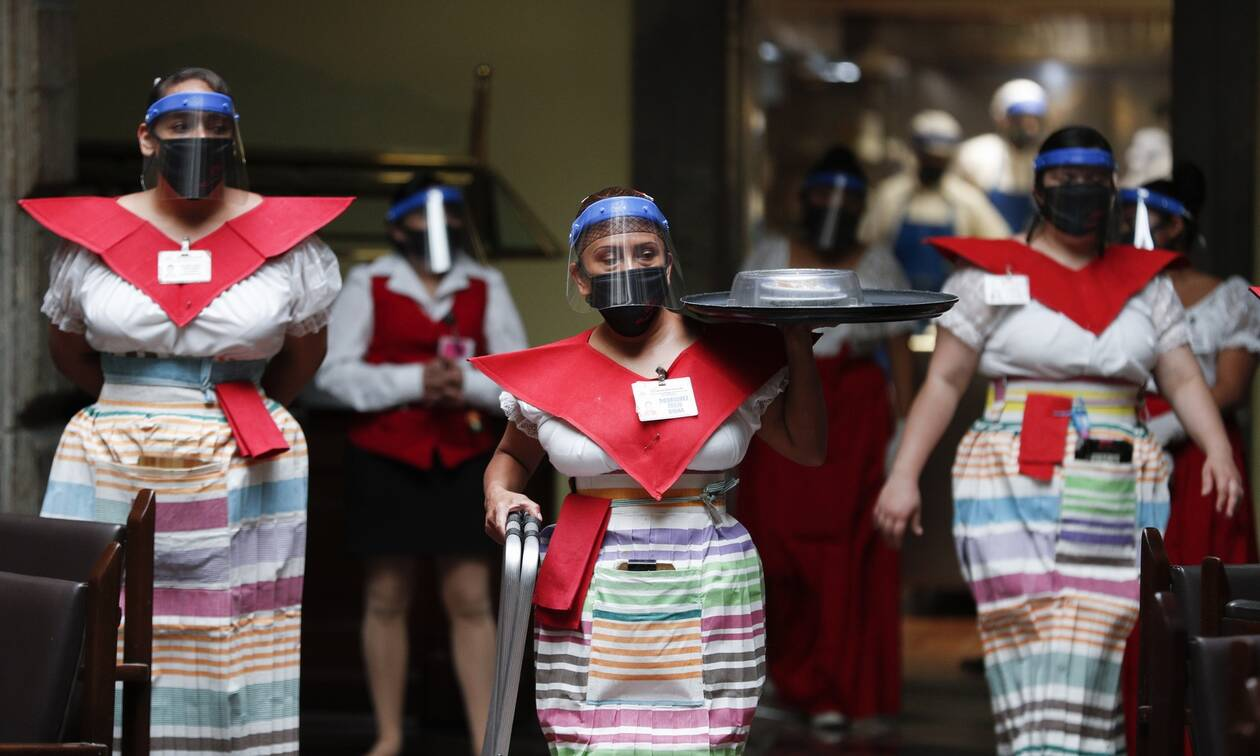 Κορονοϊός - Μεξικό: Ξεπέρασαν τους 30.000 οι θάνατοι - Πάνω από 250.000 τα κρούσματα