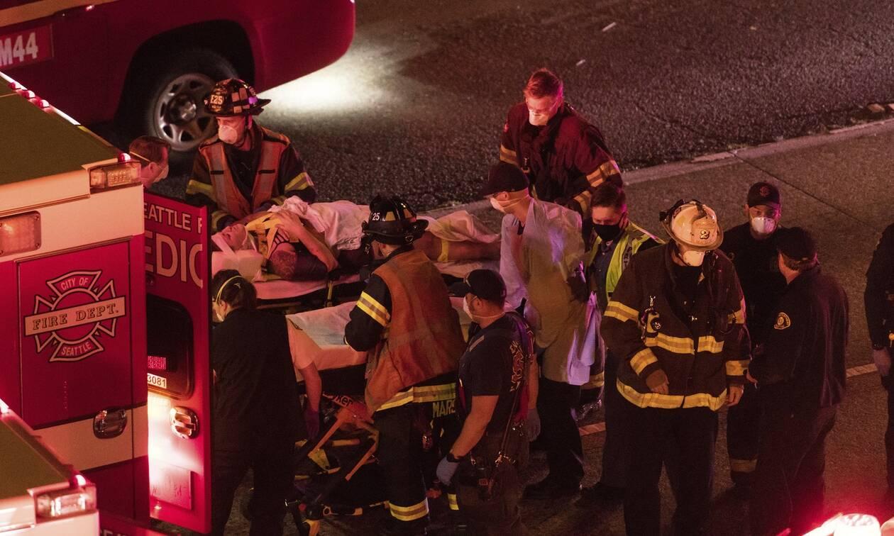 ΗΠΑ: Κατέληξε διαδηλώτρια που χτυπήθηκε από αυτοκίνητο στο Σιάτλ (vid)