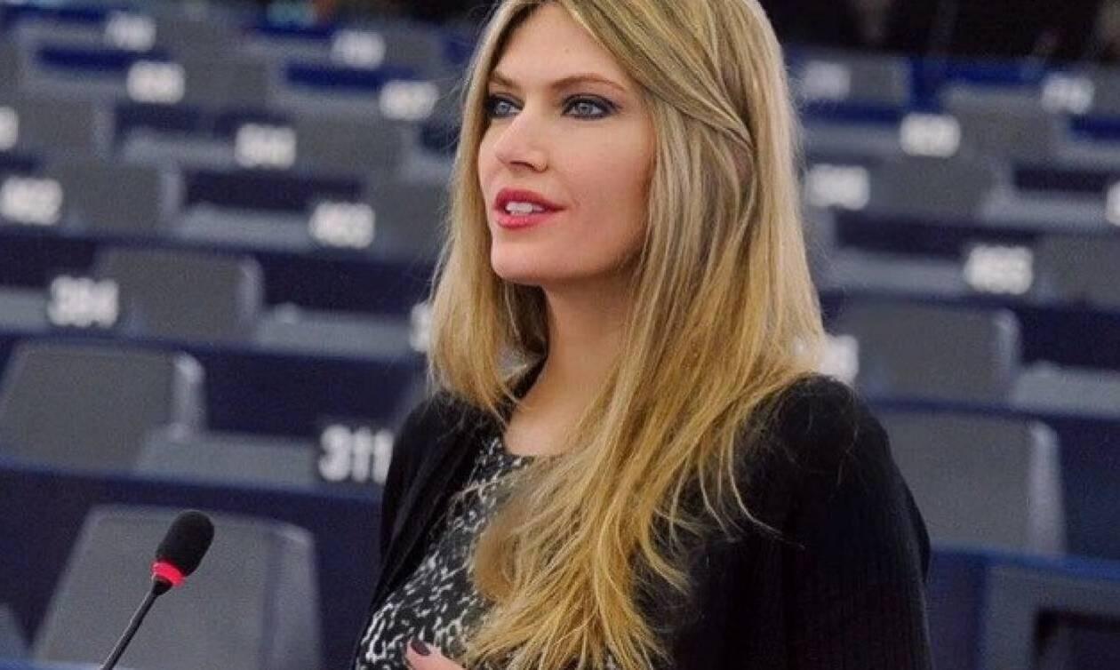 Εύα Καϊλή: Αυτός είναι ο Ιταλός κούκλος σύντροφός της (pics)