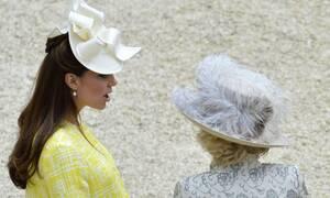 Kate Middleton-βασίλισσα Ελισάβετ: συνωμοτούν κατά της Meghan Markle