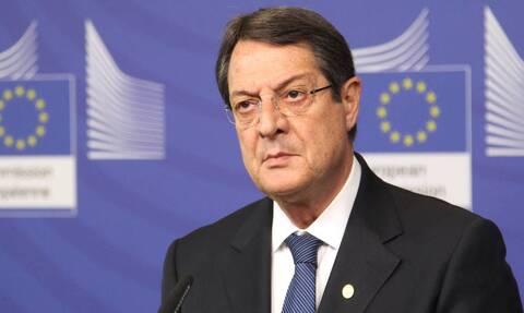 Αναστασιάδης: Οι διπλωματικές προσπάθειες Ελλάδας – Κύπρου έχουν κινητοποιήσει ΕΕ, ΗΠΑ