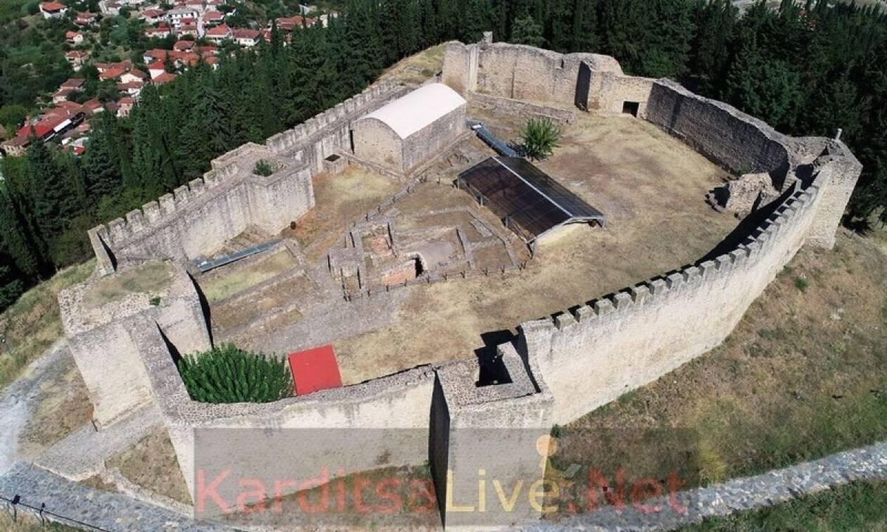 Το εντυπωσιακό Βυζαντινό κάστρο Φαναρίου άνοιξε ξανά τις πύλες του