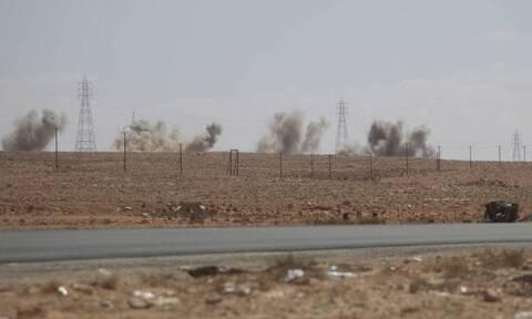 Λιβύη: Επιθέσεις από άγνωστα αεροσκάφη καταγγέλλει η κυβέρνηση της Τρίπολης