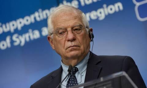 Επίσκεψη Μπορέλ στην Άγκυρα: Στην ατζέντα η εντάση μεταξύ Τουρκίας-Ελλάδας
