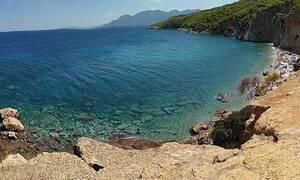 Ένας μικρός παράδεισος με εξωτικές παραλίες στην Ελλάδα! (pics)