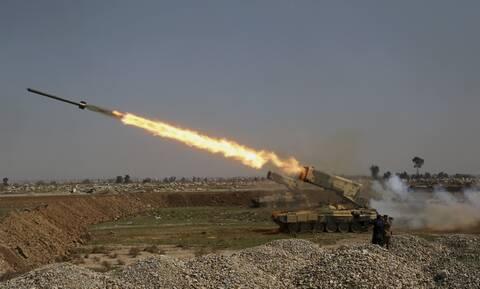 Ιράκ: Ρουκέτες κοντά στην πρεσβεία των ΗΠΑ και στο αεροδρόμιο της Βαγδάτης