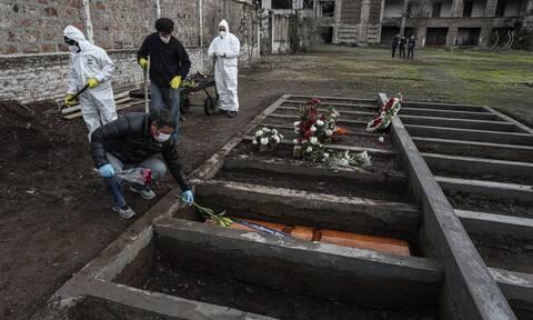 Κορονοϊός στη Χιλή: Ξεπέρασαν τους 10.000 οι νεκροί από COVID-19