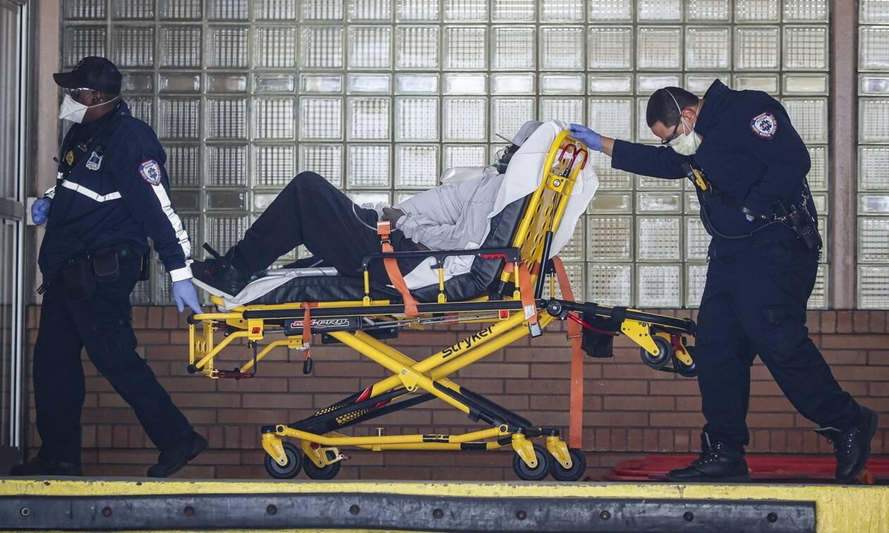 Κορονοϊός στις ΗΠΑ: 234 θάνατοι και νέο ρεκόρ με 39.379 κρούσματα σε 24 ώρες