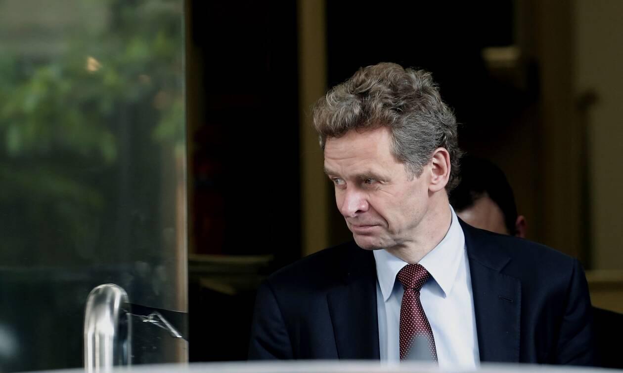 ΔΝΤ: Παράταση θητείας για τον Πόουλ Τόμσεν λόγω κορονοϊού