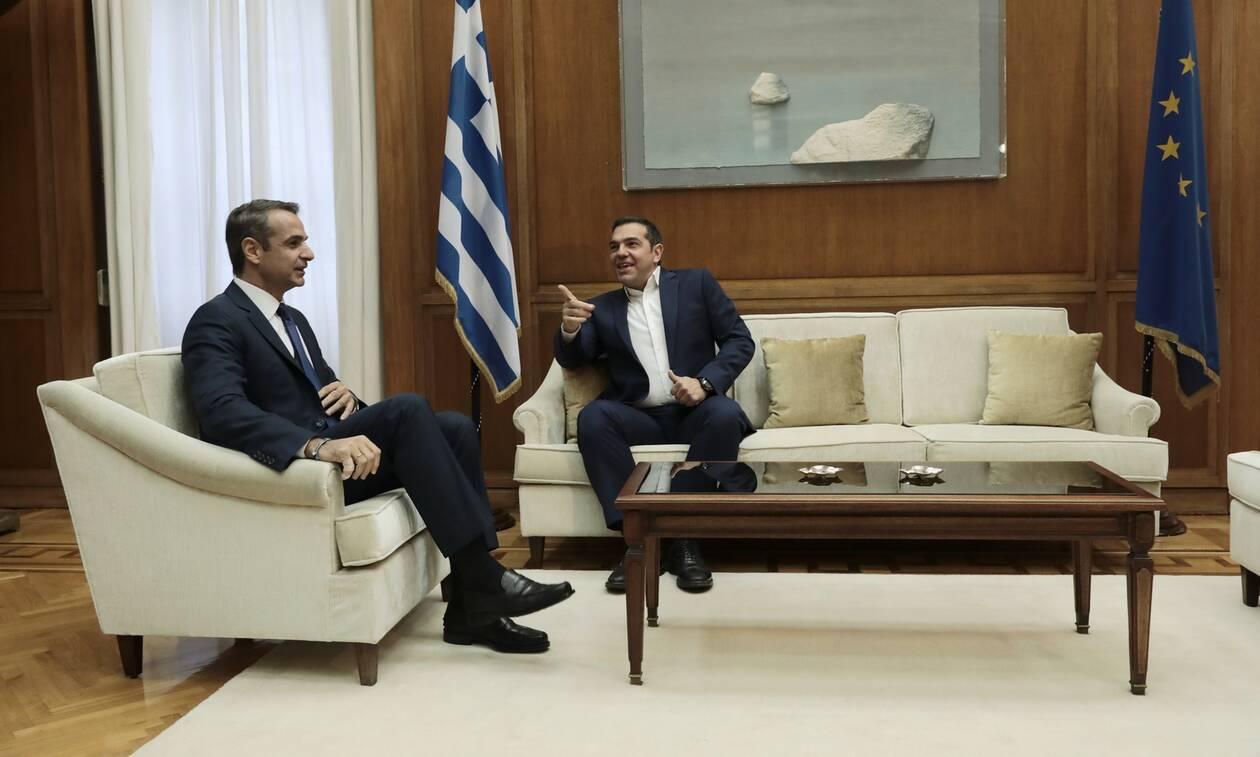 Δημοσκόπηση MARC: Πώς κρίνουν οι πολίτες τον έναν χρόνο ΝΔ - Η διαφορά από τον ΣΥΡΙΖΑ