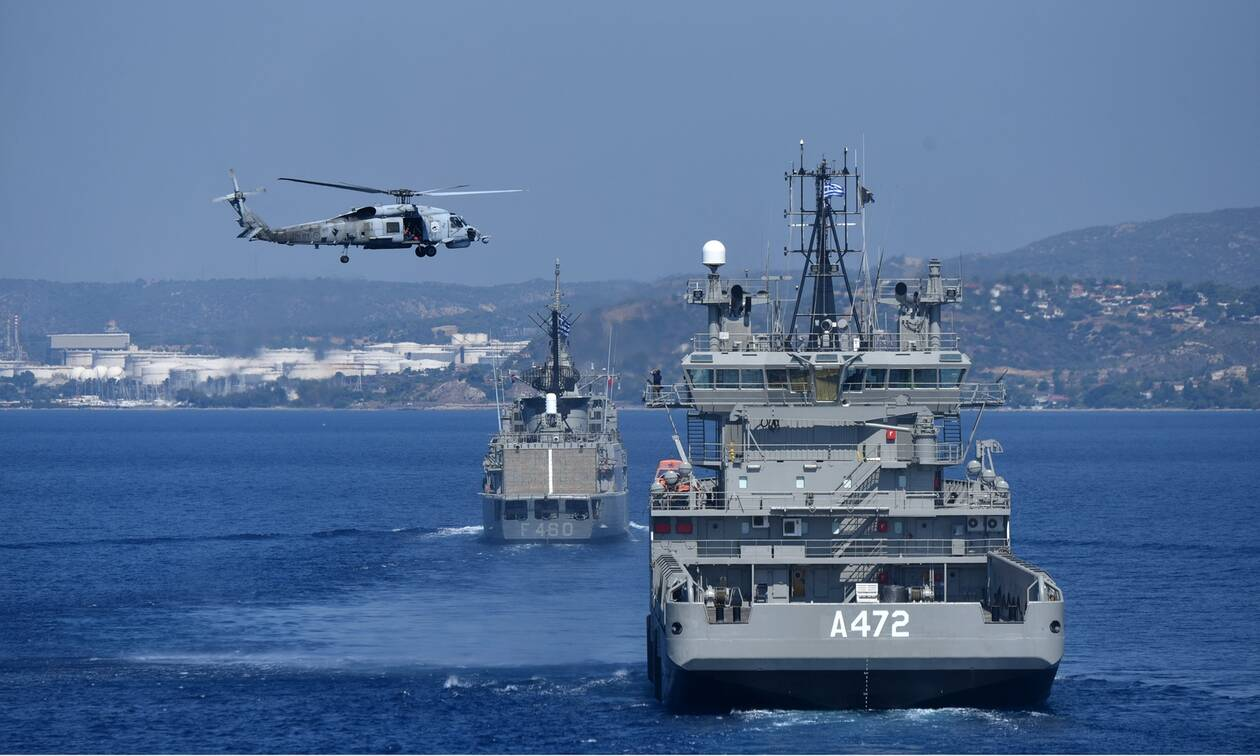 Πολεμικό Ναυτικό: Παρουσία Σακελλαροπούλου η τελετή ...