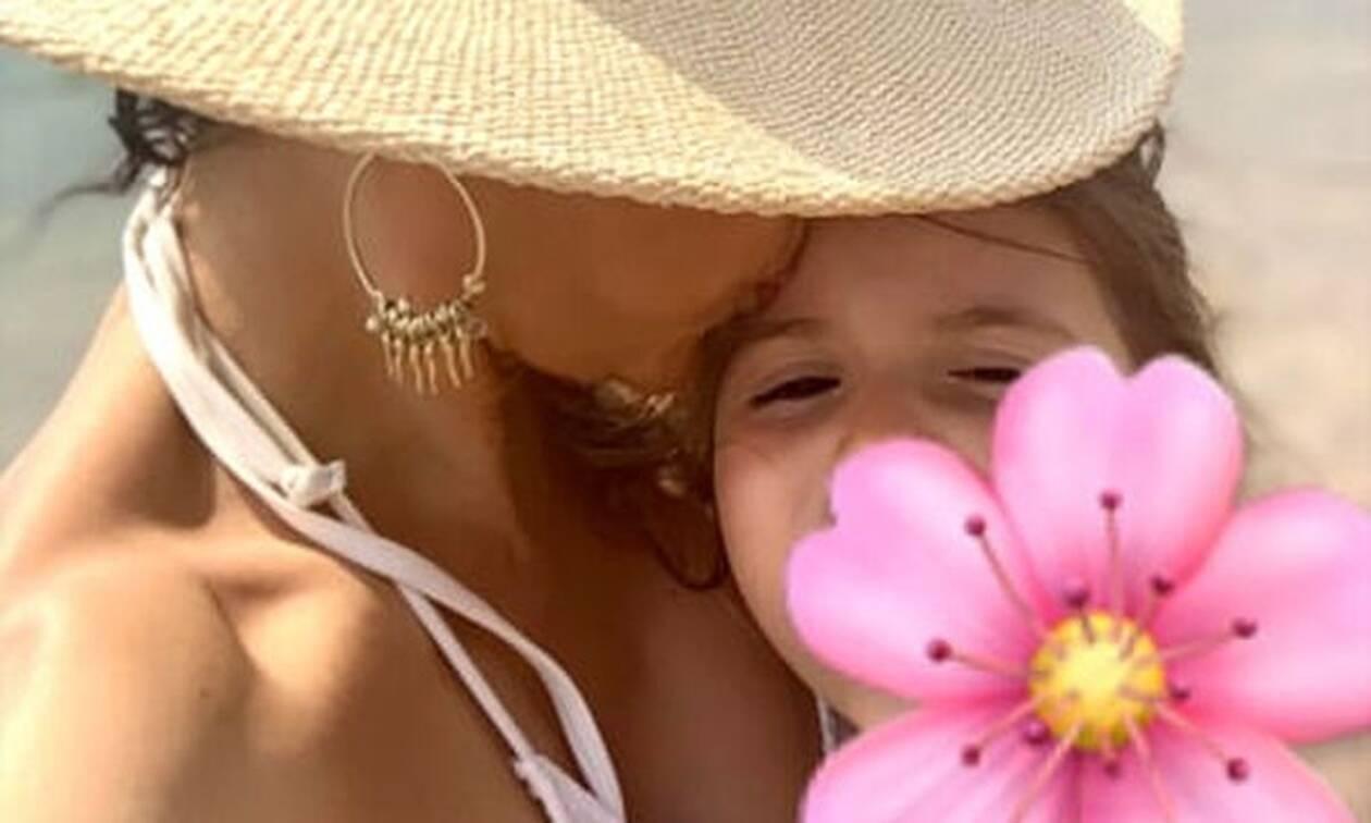 Σίσσυ Φειδά: Οι πρόσφατες φωτογραφίες με την κόρη της είναι υπέροχες