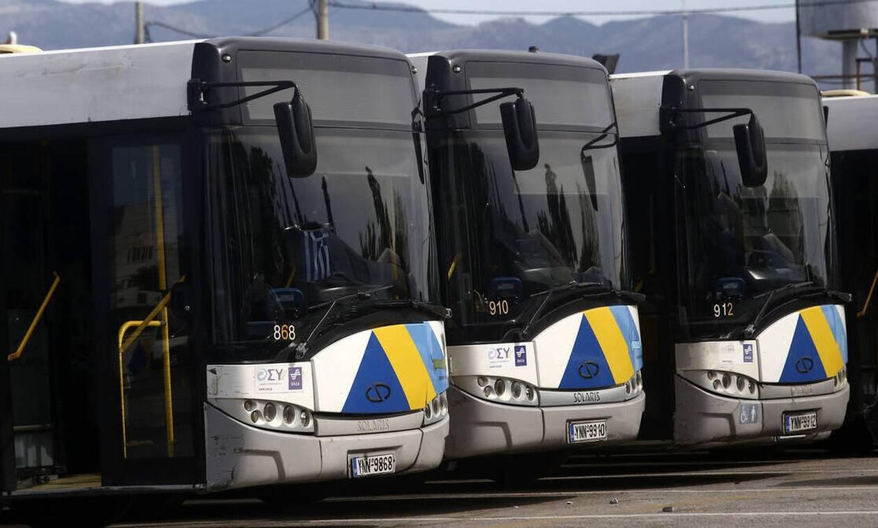 Μετρό: Αλλάζουν τα δρομολόγια των λεωφορείων - Δείτε αναλυτικά