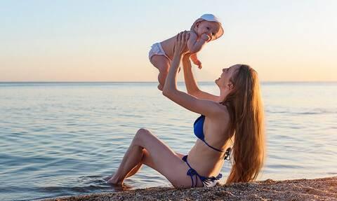 Μόλις γεννήσατε; Δείτε αν μπορείτε να πάτε διακοπές ή όχι