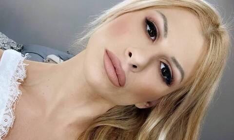 My Style Rocks: Η Ευρυδίκη Παπαδοπούλου τα «πέταξε» όλα στο Instagram (pic)