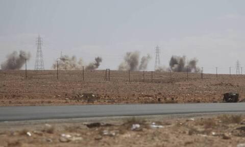 Λιβύη: Βίντεο από την επίθεση στην τουρκική βάση - Με αντίποινα απειλεί ο Σάρατζ