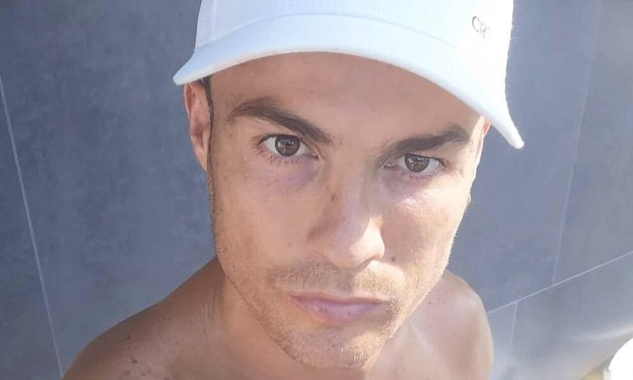 Και ο Cristiano θέλει το... ροζ φλαμίνγκο του (pic)
