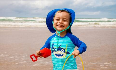 Τα παιδιά κάθε ηλικίας χρειάζονται αντηλιακό;