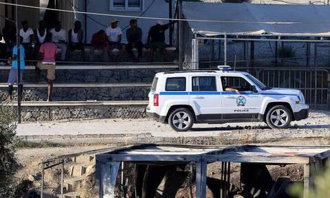 Φονικό στη Μόρια: Νεκρός 19χρονος Αφγανός από επίθεση με μαχαίρι