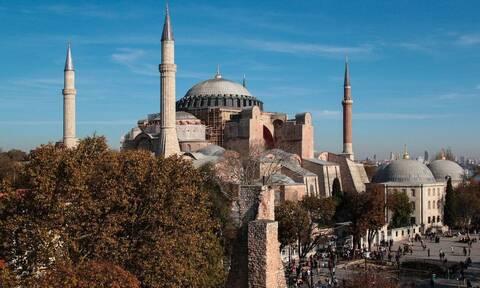 Αγία Σοφία: Πώς σχολίασε η Κομισιόν τις απειλές Ερντογάν για την μετατροπή σε τζαμί
