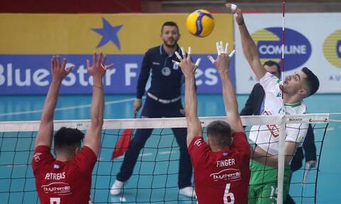 Το πρόγραμμα των τελικών της Volley League - Τότε παίζουν Ολυμπιακός και Παναθηναϊκός