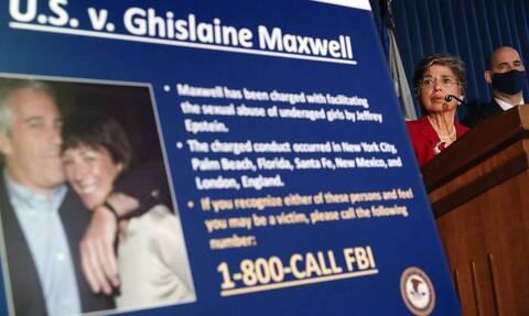 Σκάνδαλο Επστάιν: Σε δίκη για σωματεμπορία ανηλίκων η διαβολική Μάξγουελ