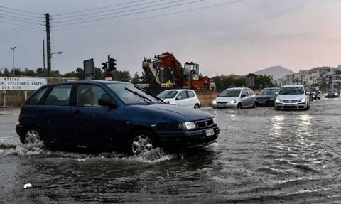 Καιρός: Βροχές και καταιγίδες την Τρίτη - Πού θα είναι έντονα τα φαινόμενα