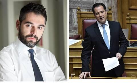 Σαρακιώτης σε Γεωργιάδη: «Πού είναι οι μπουλντόζες κ. υπουργέ των ερειπίων»